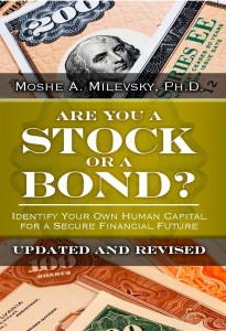 Are You a Stock or a Bond? - Milevsky